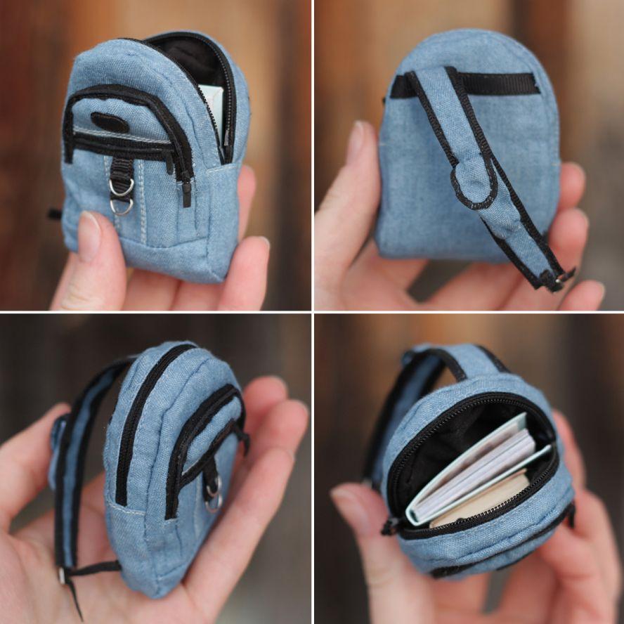 Как сделать сумку рюкзак