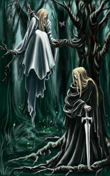 Смешных эльфов и леденящих душу, готических красавиц