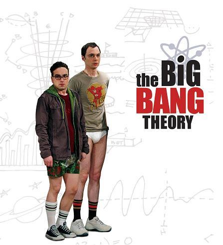 Теория Большого взрыва / The Big Bang Theory [S01] (2007) HDTVRip | Кураж-Бамбей