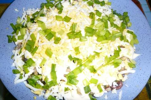 салаты из морского коктейля рецепты.