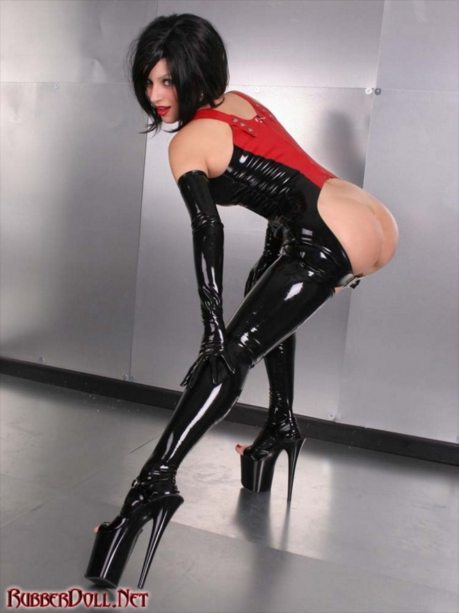 RubberDoll website you will find a massive collection of exclusive …