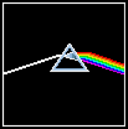 Pink Floyd 8 bit cover