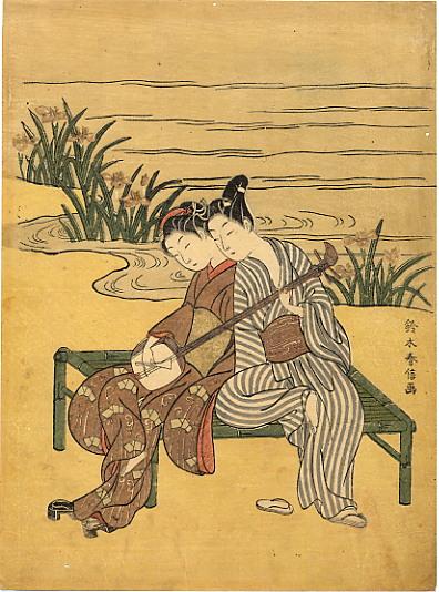 Японская гравюра 9618195