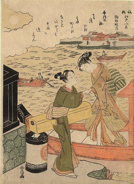 Японская гравюра 9618267