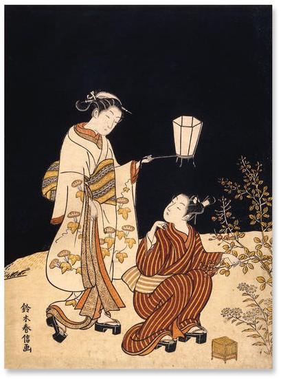 Японская гравюра 9618729