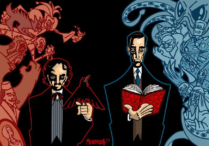 poe and lovecraft essay Майкл Циско «Cosmic Horror and the Supernatural in Poe and Lovecraft»