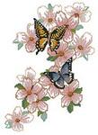 Делюсь своими схемками.  Все в хорошем качестве и вдвух форматах - в графике и PM.  Бабочки.
