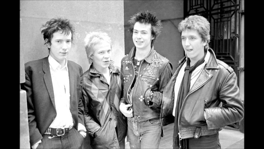 Наши хиты нулевых. группа Sex Pistols - клипы 80-х годов зарубежного исполн