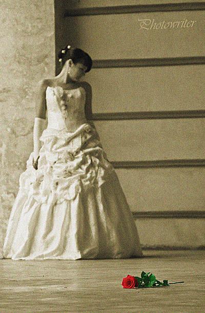 Свадебное платье на дочке сон