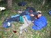 Здоровый детский сон... Партизанские тропы 2005...