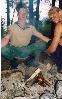 Китаец и Я на телецком озере 22 августа 2005 го...