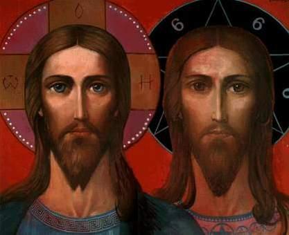 чем отличается картина от иконы: