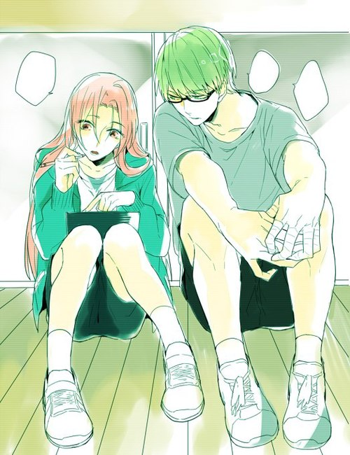 Kuroko no Basuke黒子のバスケ FanFiction Archive  FanFiction