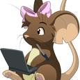 Ленивая мышь