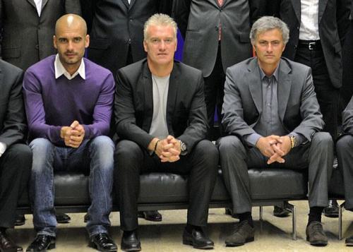 Самые высокооплачиваемые футбольные тренеры