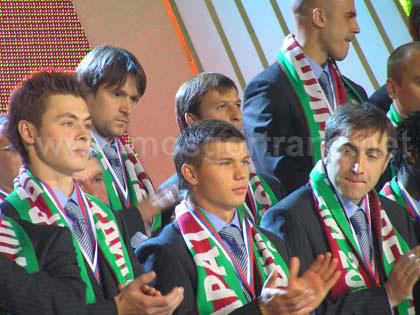 футбол россии сборная евро 2012