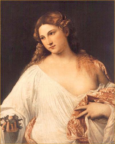 ...современных знаменитостей в картины эпохи Возрождения.