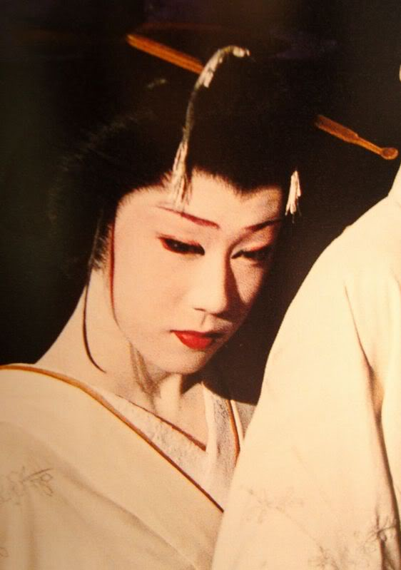 the tradition of the onnagata