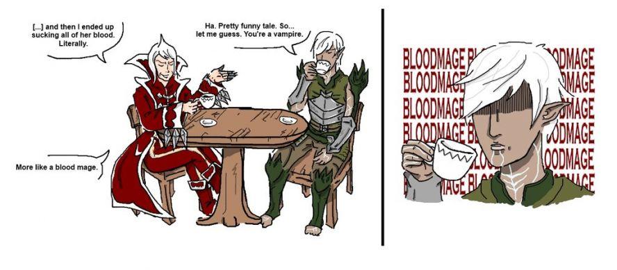 Elf  Dragon Age Wiki  FANDOM powered by Wikia