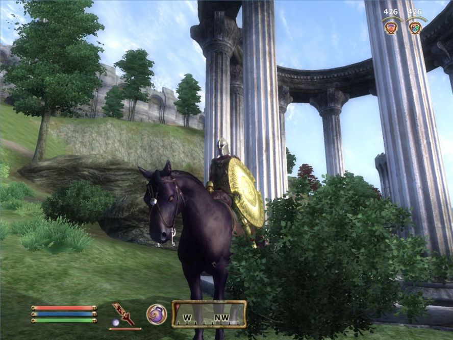 Screens Zimmer 7 angezeig: oblivion the game