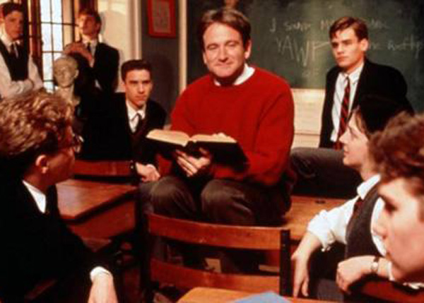 welton college in dead poets society essay Dead poets society positions the audience to see welton as a rigid, oppressive and destructive place throughout the unravelling of peter weir's dead poets society, the audience are often faced with the reality that attendance.