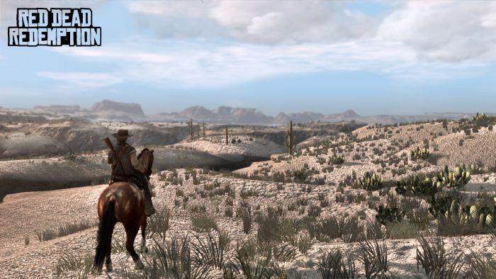 Мультиплеер Red Dead Redemption в деталях