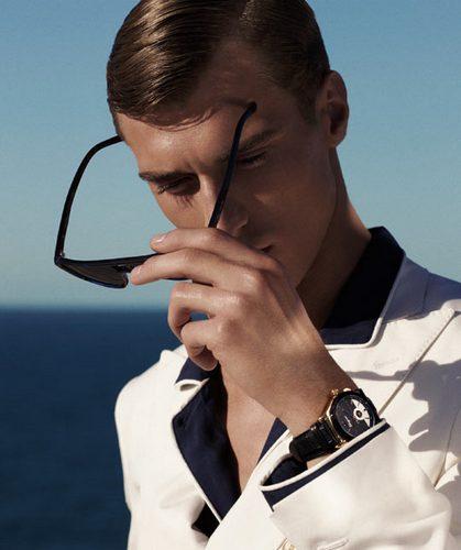 Рекламная кампания Salvatore Ferragamo весна-лето 2011 - MULTIBRAND.RU - модные бренды, шопинг, тенденции