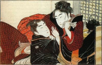 Гомосексуализм в живописи древнего китая