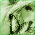 >Sommerfugl<