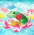 Вылегжелла - жаба театральная