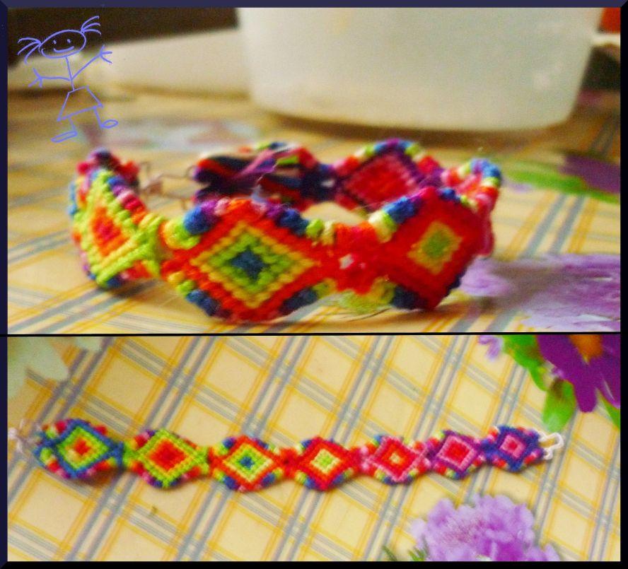 мои феньки... кому нужна помощь в плетении фенечек обращайтесь, буду рада)* пишем в коменты под постом.