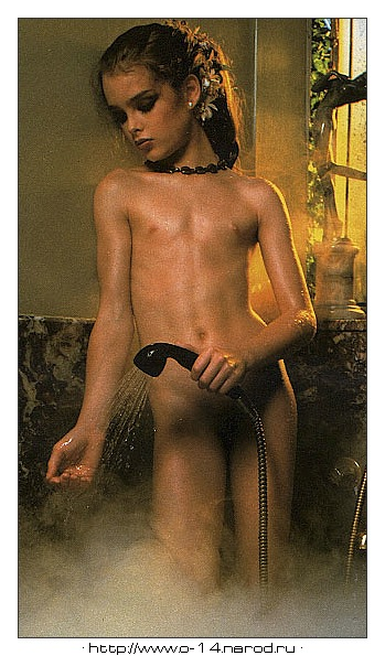 Nude Gary Gross Brooke Shields Naked
