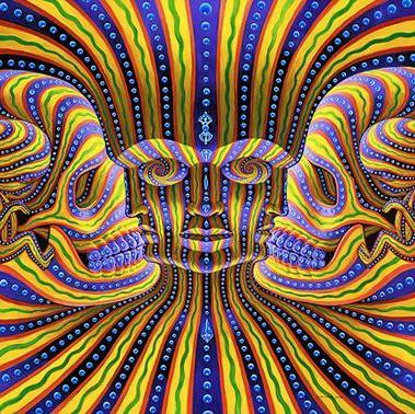 психоделика картинки: