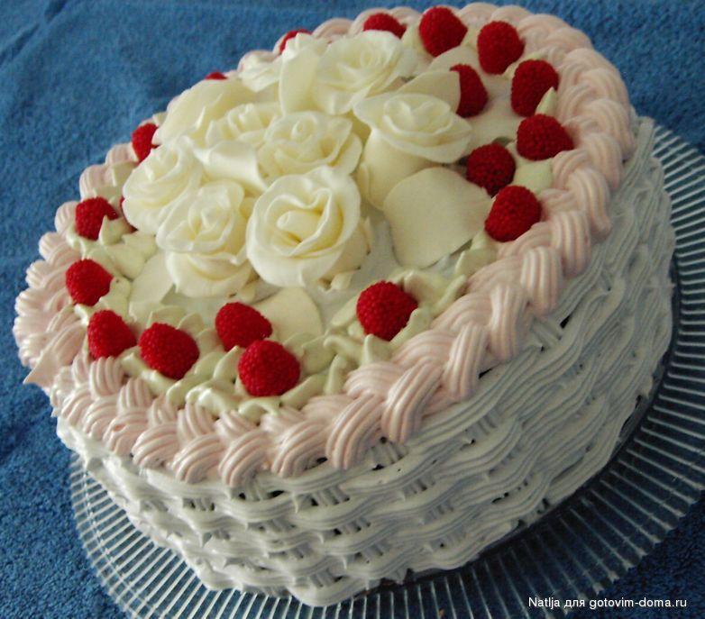 Красивые торты на день рождения рецепты в домашних условиях