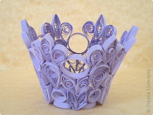 3d Quilling - Vases , Объемный квиллинг - Вазы — Бумажный БУМ