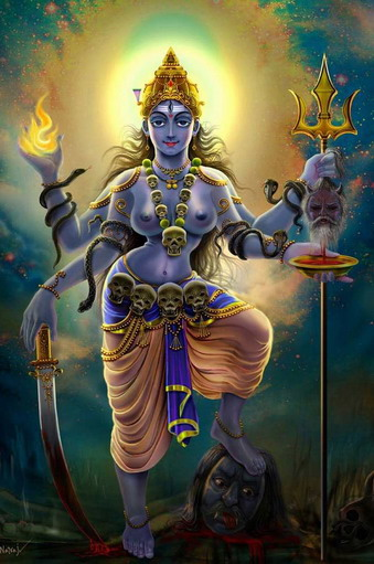 Богиня Кали как энергия текущей эпохи » Новая эра Водолея :: 2012 ...