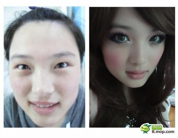 красота японских девушек