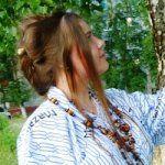 Лори Радужная ракушка