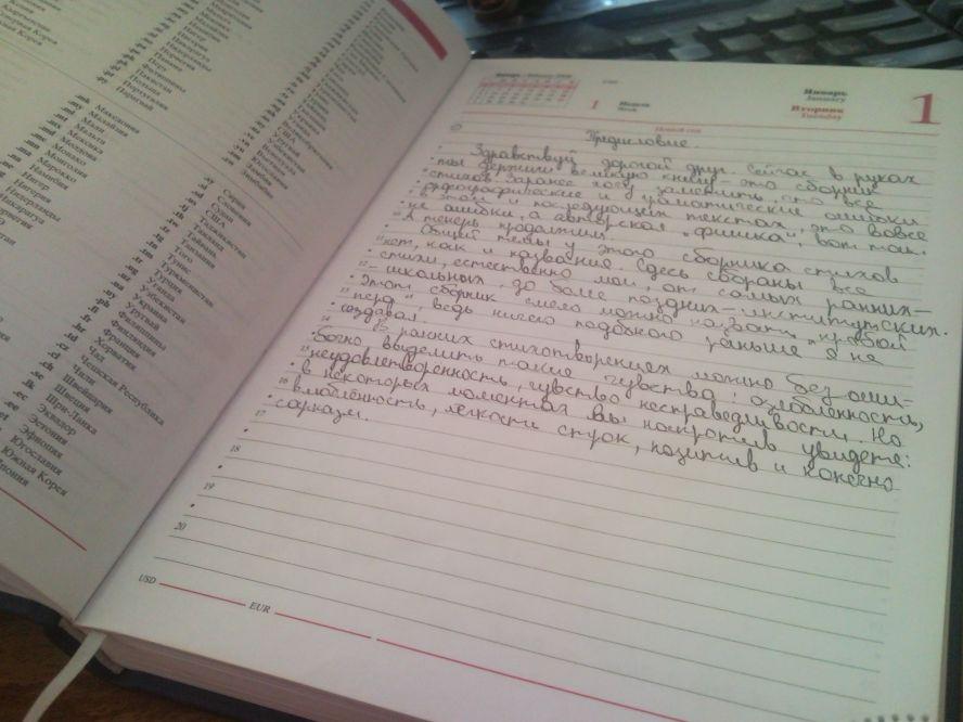 тот самый дневник