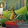 октябрьский дракончик