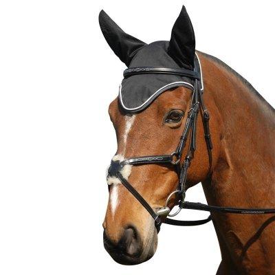 схемы вязания ушек для лошади