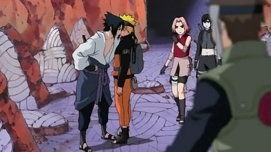 Naruto занимался сексом или любит сакуру покажите видео