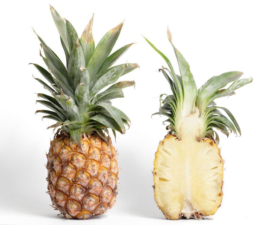 рисунок ананас: