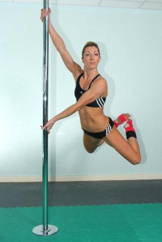 Tori Black Pole Dance