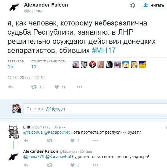 Ответственность Украины за незакрытое воздушное пространство во время катастрофы MH17 исключена, - Сторожук - Цензор.НЕТ 7591