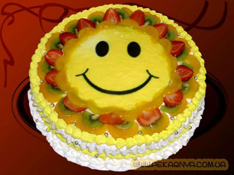 Рецепт торта для детского дня рождения своими руками