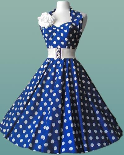 Продажа платьев 60-х годов в стиле стиляг.