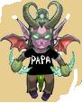 Papa-demon