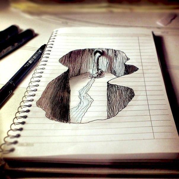 крутые картинки как рисовать