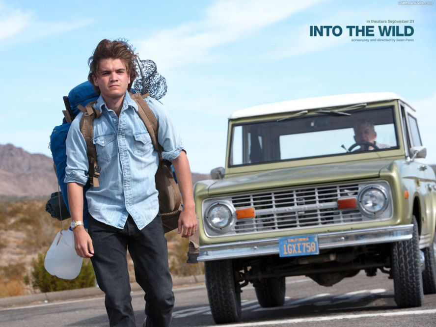 walt mccandless from into the wild